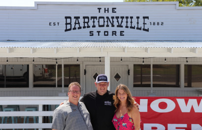 Foodie Friday DFW || The Bartonville Store & Jeter's Meat Shop