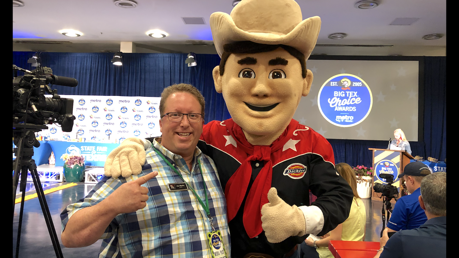Foodie Friday DFW || 2019 Big Tex Choice Awards