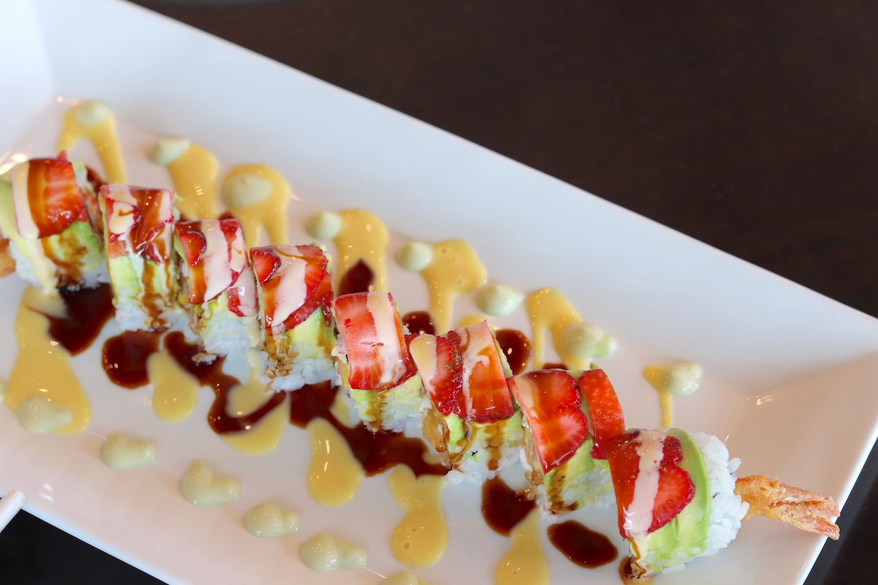 Foodie Friday DFW || Here Asian Cuisine