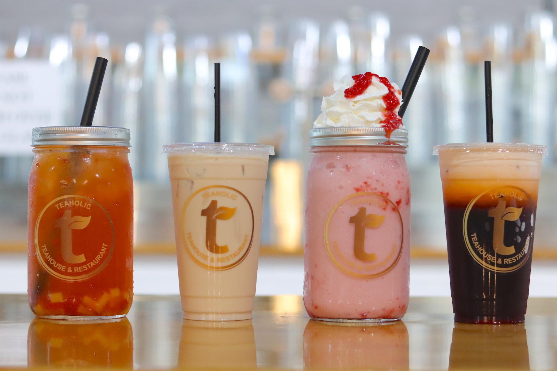Foodie Friday DFW || Teaholic