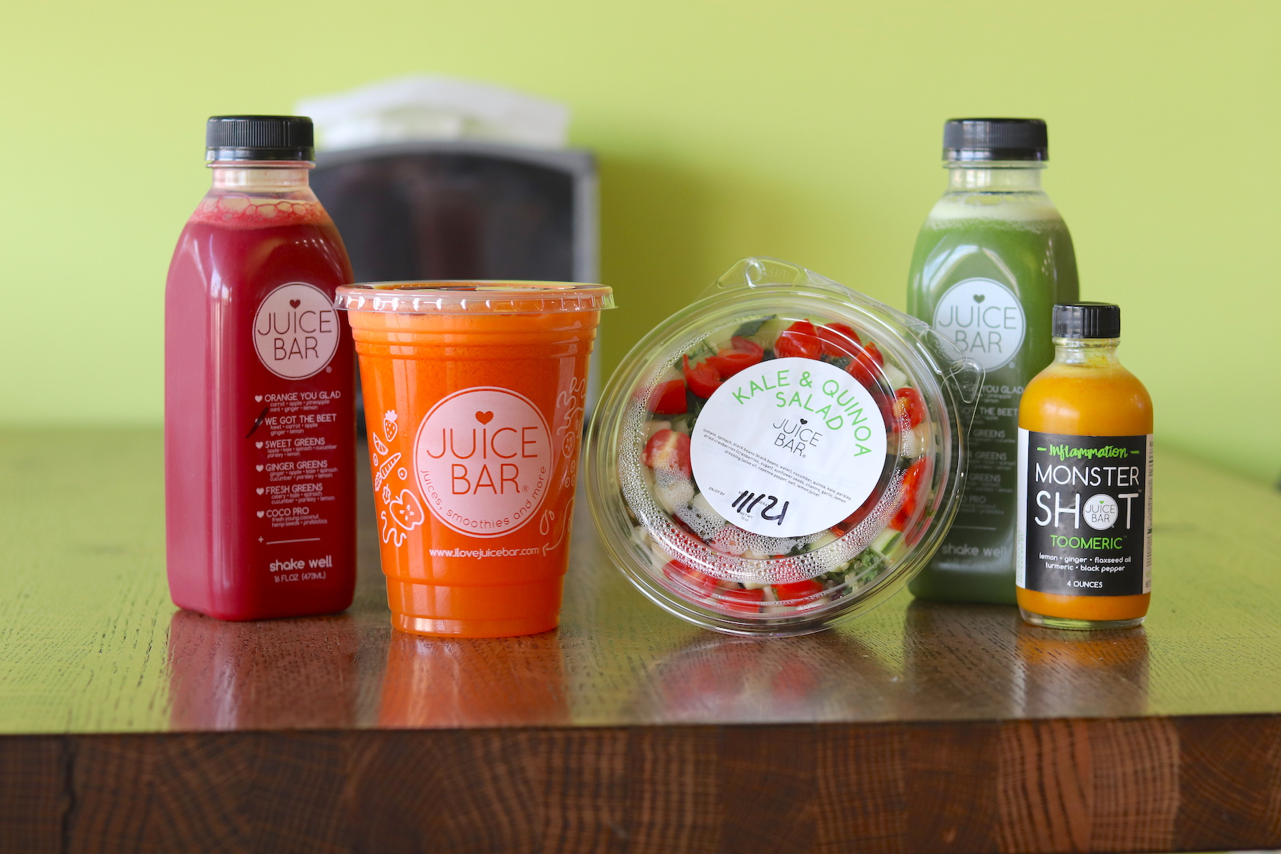 Foodie Friday DFW || I Love Juice Bar