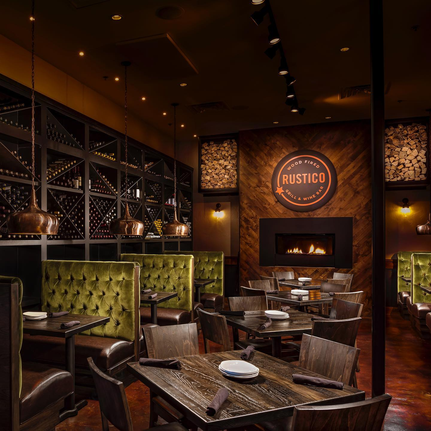 Foodie Friday DFW || Rustico Wood Fired Grill & Wine Bar