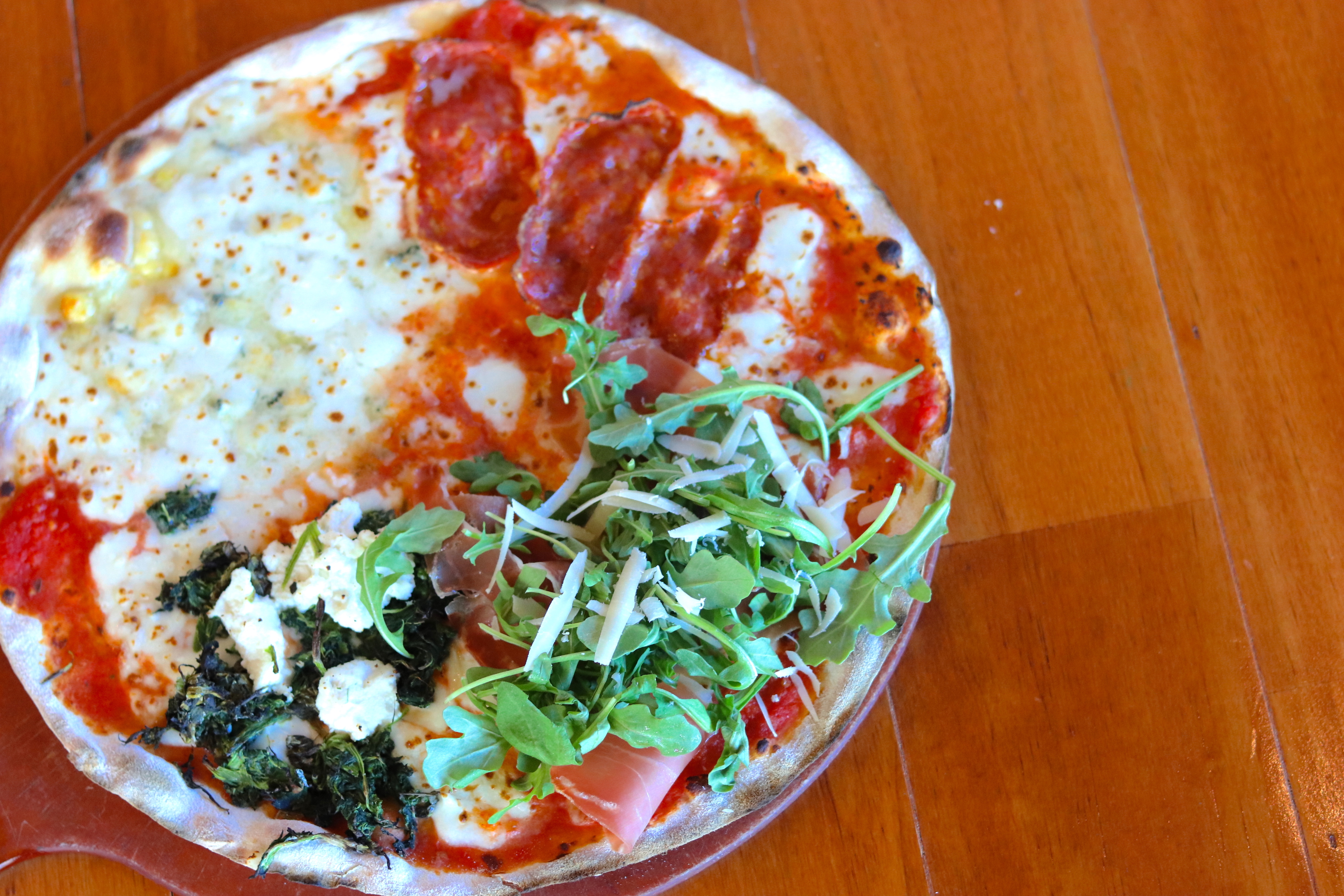 Foodie Friday DFW || GiroPizza