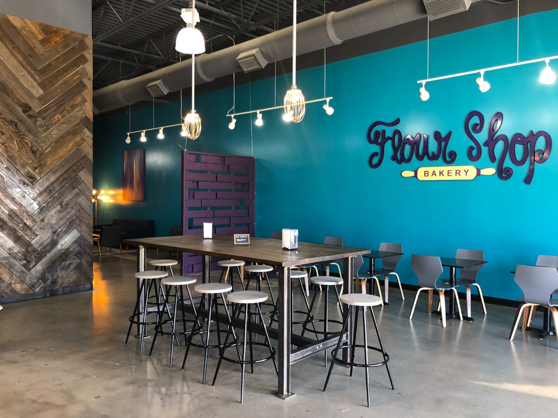 Foodie Friday DFW: The Flour Shop's New Flower Mound Location