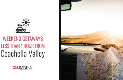 Weekend Getaways near Coachella Valley