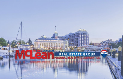 Welcome to the McLean Real Estate Group, RE/MAX Camosun, Victoria, BC