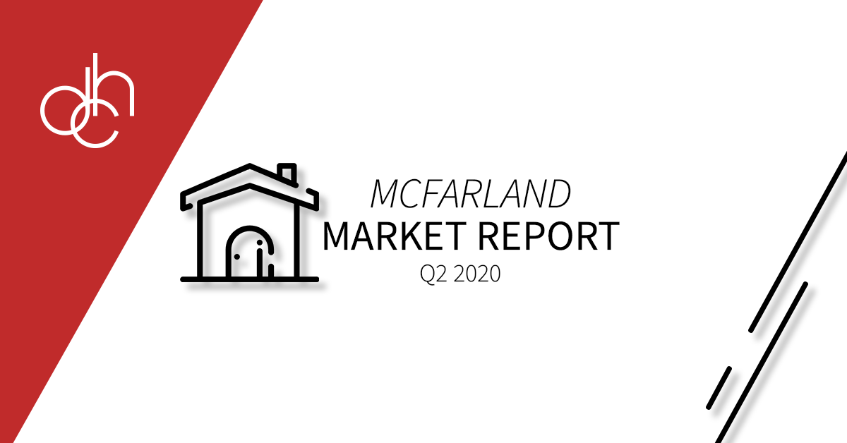 Q2 2020 McFarland Market Report