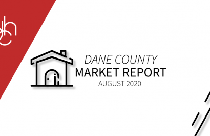 August 2020 Dane County Market Report