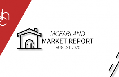 August 2020 McFarland Market Report