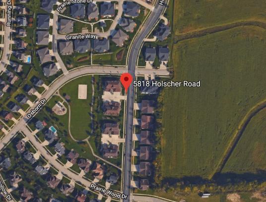 5818 Holscher Road