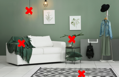 Thank U, Next: 7 Interior Design Trends That Are So Over in 2019