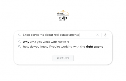 Who You Work With Matters: Top 5 Concerns About Real Estate Agents