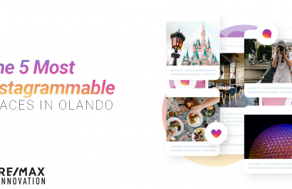 The 5 Most Instagrammable Places in Orlando