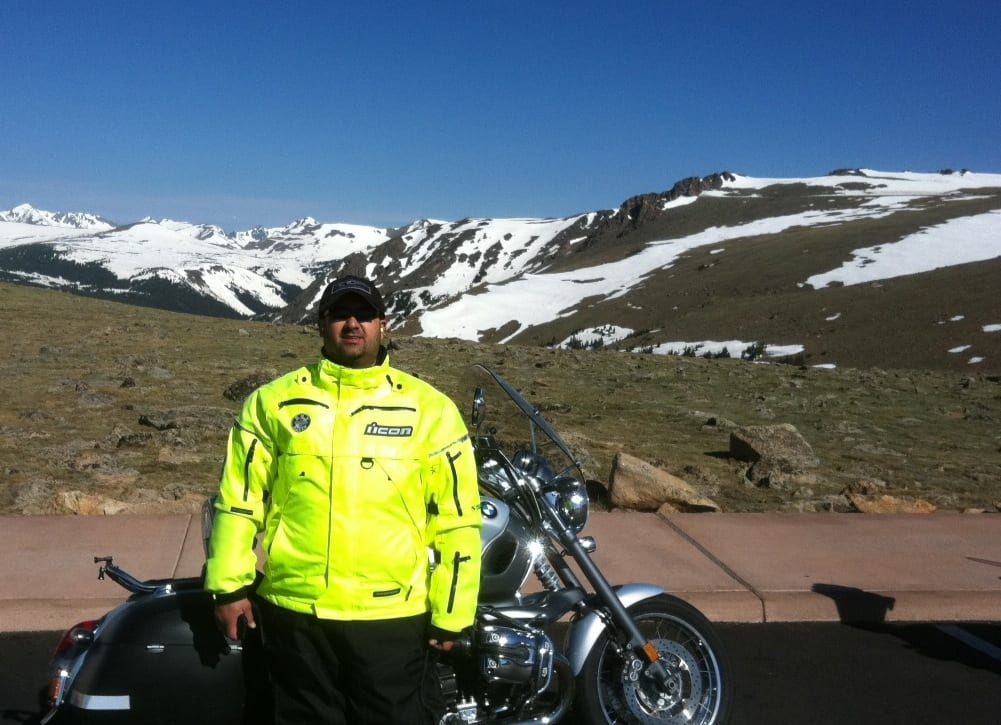 Motorcycle Rides In The Estes Park