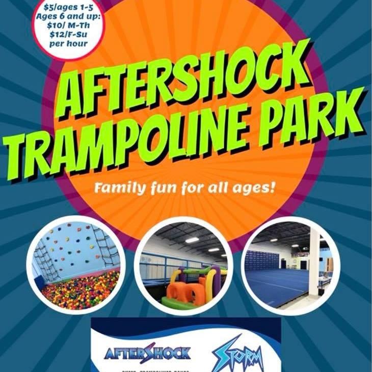 Aftershock Trampoline Park