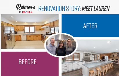Renovation Story: Meet Lauren
