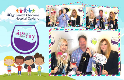 Sips in the City with Rowan Branch and UCSF Benioff Children's Hospital Oakland Copy