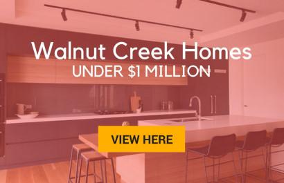 *Gorgeous* Walnut Creek Homes under $999k!