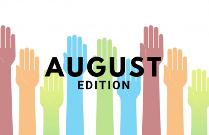 🐝 August Edition: Let's ❤️ Our Community Back