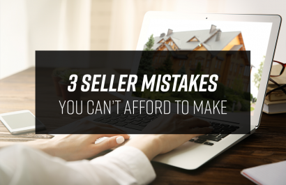 3 Seller Mistakes You Can't Afford To Make Copy