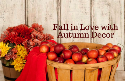 Fall in Love with Autumn Decor!