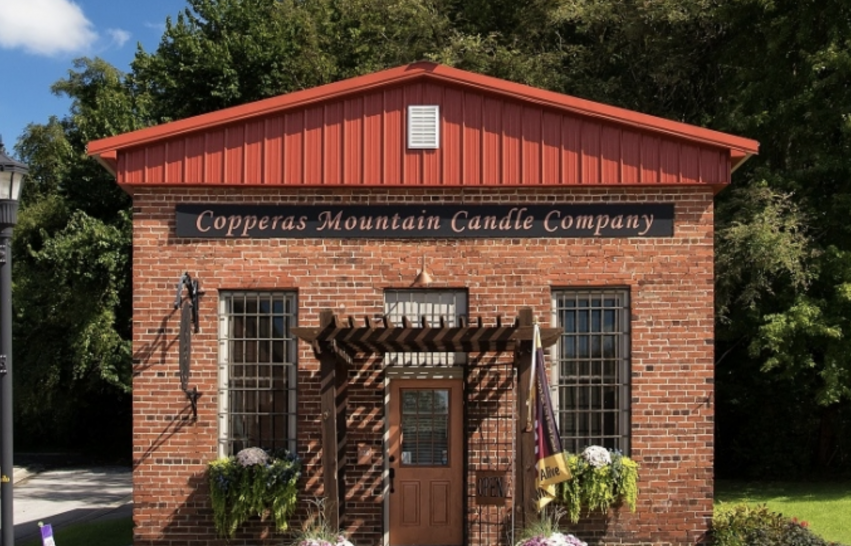 Copperas Mountain Candle Company