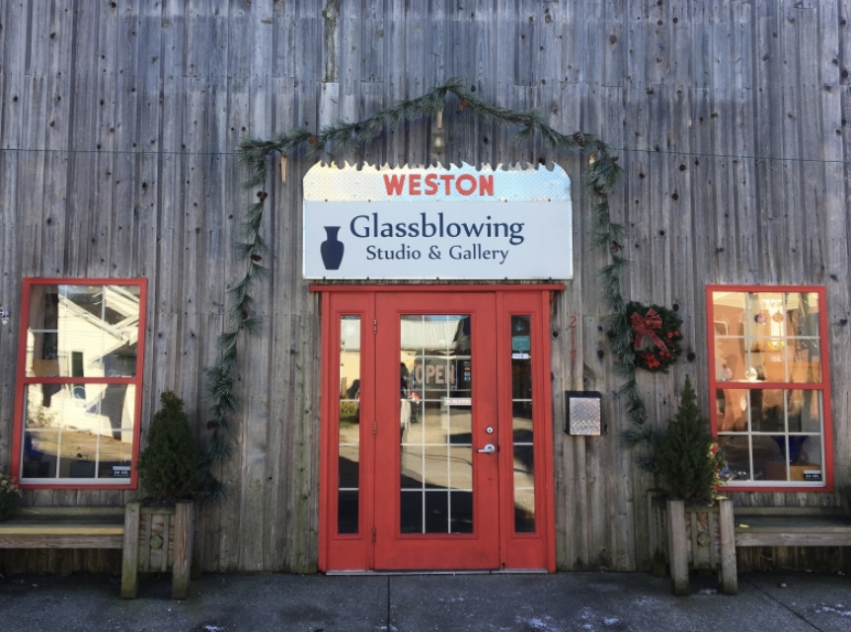 Weston Glassblowing Studio & Gallery