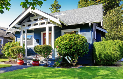 5 Curb Appeal Tips for Spring