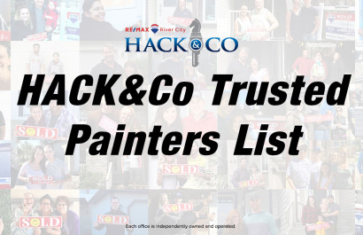 HACK&Co Trusted Painters List