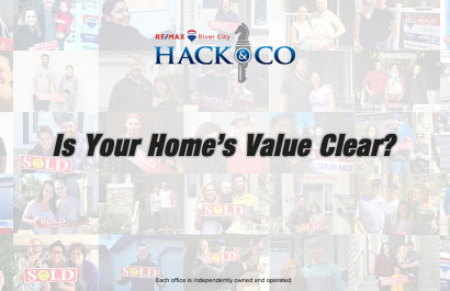 Is Your Home's Value Clear?