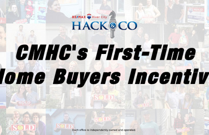 CMHC First-Time Home Buyers Incentive