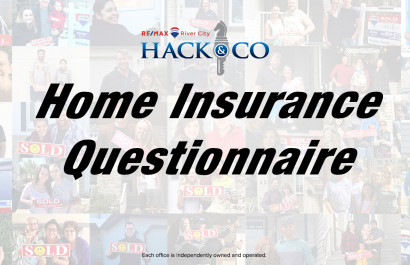 Home Insurance Questionnaire
