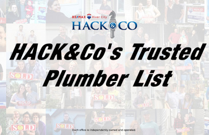 HACK&Co Trusted Plumber List