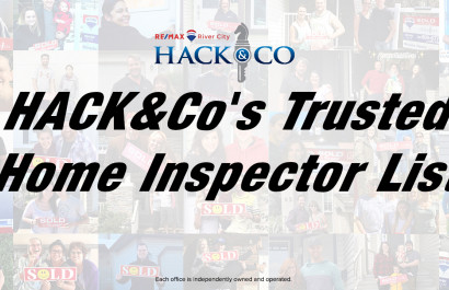 HACK&Co's Trusted Home Inspector List