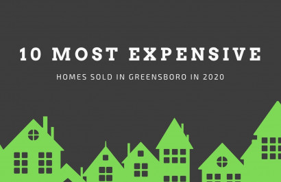 Top 10 Most Expensive Greensboro Homes in 2020