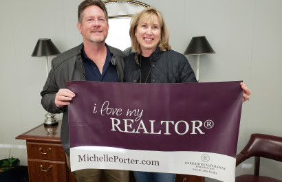 Meet Hal & Karen | The Seller and Buyer Experience with Michelle Porter Realtors