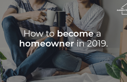 How to become a homeowner in 2019.