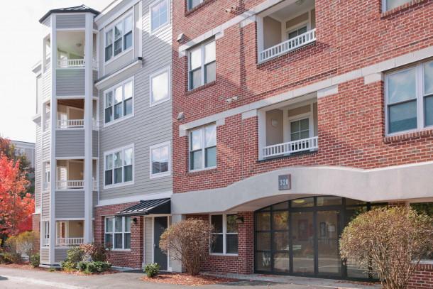 318 Rindge Ave Unit 414, Cambridge, MA