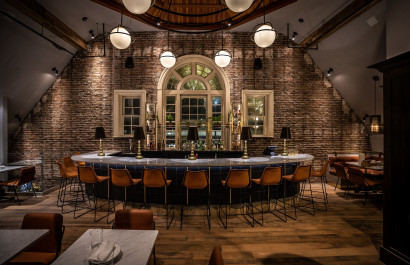 Longfellow Bar and Colette Wine Bistro - two eateries in Cambridge, MA with a sense of history.