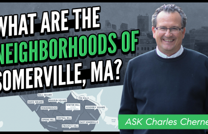 Ask Charles Cherney - What are the named neighborhoods of Cambridge, MA?