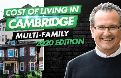 Cost of living in Cambridge, MA: Cost of a Multi-family