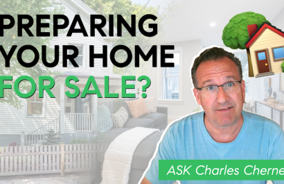 Ask Charles Cherney - What can you do to get my property ready before you list for sale?