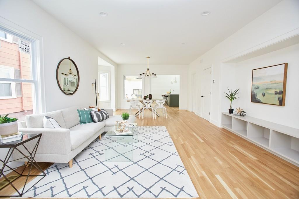 Newly Renovated Single Family in East Somerville