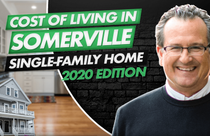 Cost of living in Somerville, MA: Cost of a single family in 2020