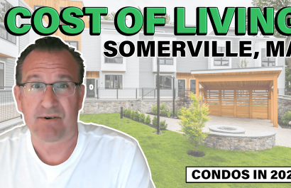 Cost of living in Somerville, MA: Cost of a condo in 2020