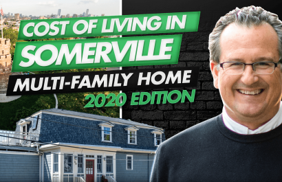Cost of living in Somerville, MA: Cost of a multi-family in 2020