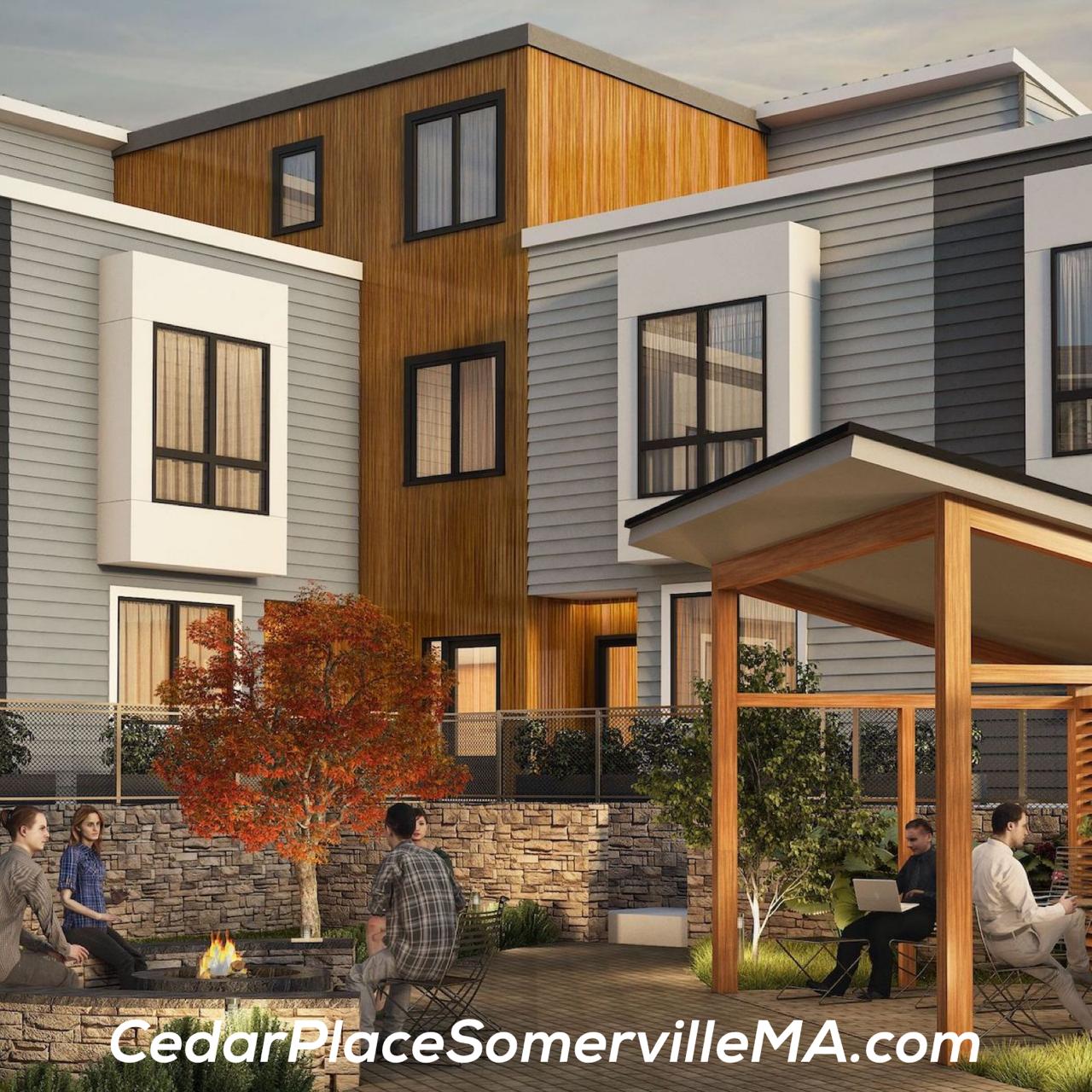 227 Cedar Street  Unit 2 | Somerville, MA