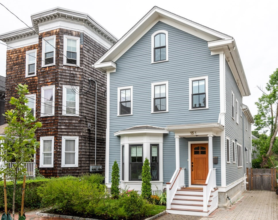 15A Ellsworth Avenue, Cambridge MA