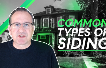 Ask Charles Cherney - What are the most common types of siding in Cambridge anad