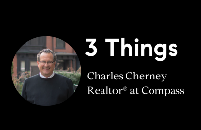 Realtor Charles Cherney shares 3 Things Copy